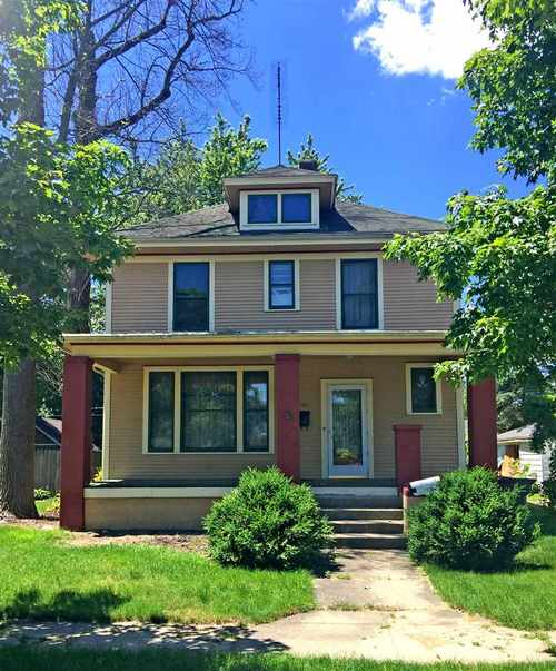 105 S Main Street South Whitley, IN 46787 | MLS 201726182
