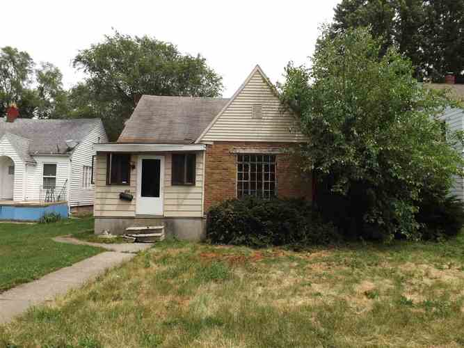 614 S Sheridan  South Bend, IN 46619-2853 | MLS 201728724