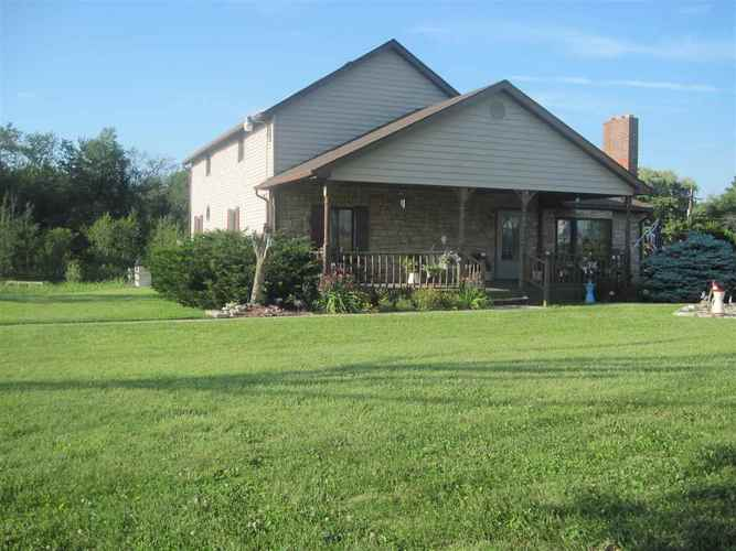 5520  County Road 11  Garrett, IN 46738 | MLS 201733659