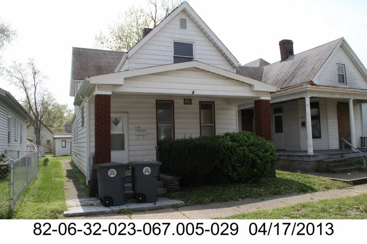 721  Monroe Avenue Evansville, IN 47713-2135 | MLS 201754929