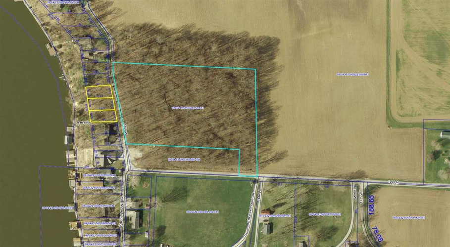10000 N 1200W (Lake Lot 23) N Monticello, IN 47960 | MLS 201806238 | photo 4