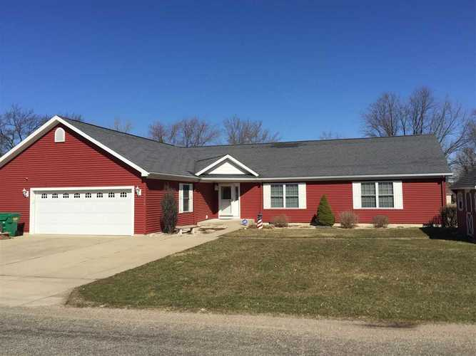 4170  West Shore Drive Bremen, IN 46506 | MLS 201807847