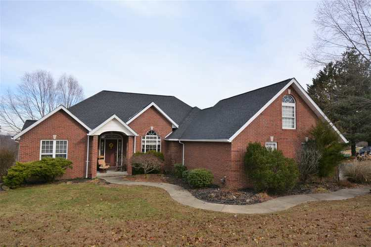 6698 E Co. Rd. 375 S Road French Lick, IN 47432 | MLS 201811698
