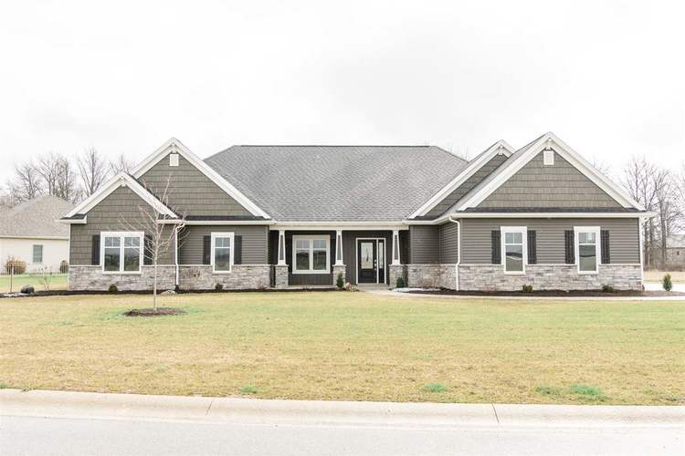 2325  Red Oak  Bluffton, IN 46714 | MLS 201813520