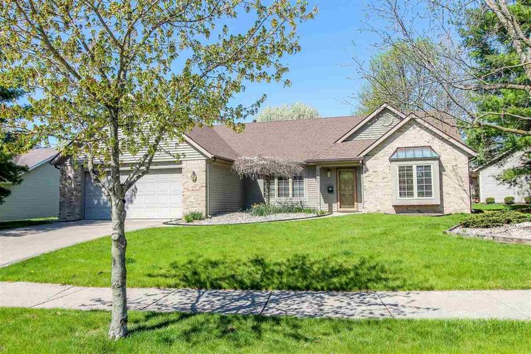 2808  Hedgerow  Fort Wayne, IN 46804- | MLS 201819106