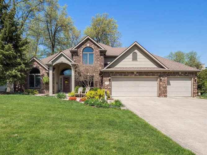 6414  Cherry Hill Parkway Fort Wayne, IN 46835 | MLS 201821118