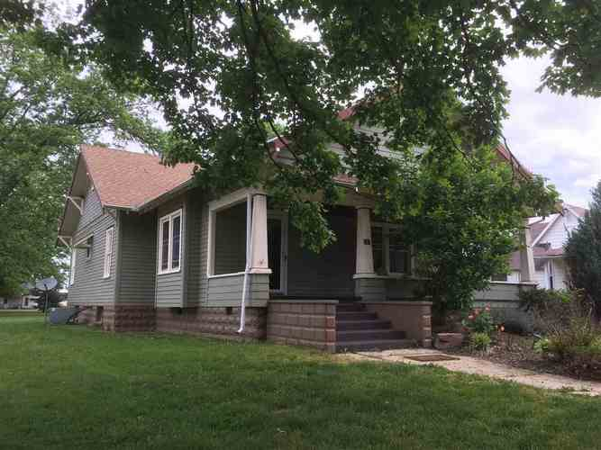 503 E Maple Street Oaktown, IN 47561 | MLS 201821292