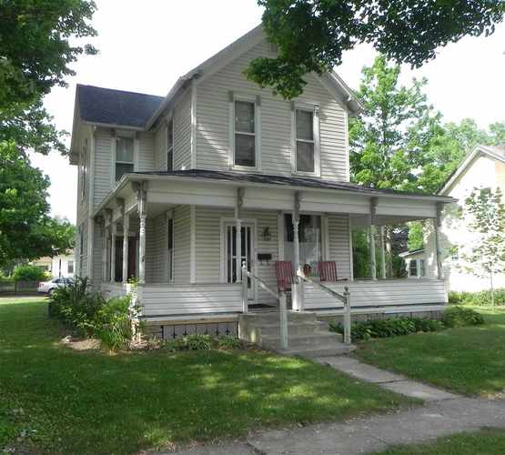 110 W 4 Th Street North Manchester, IN 46962 | MLS 201822661