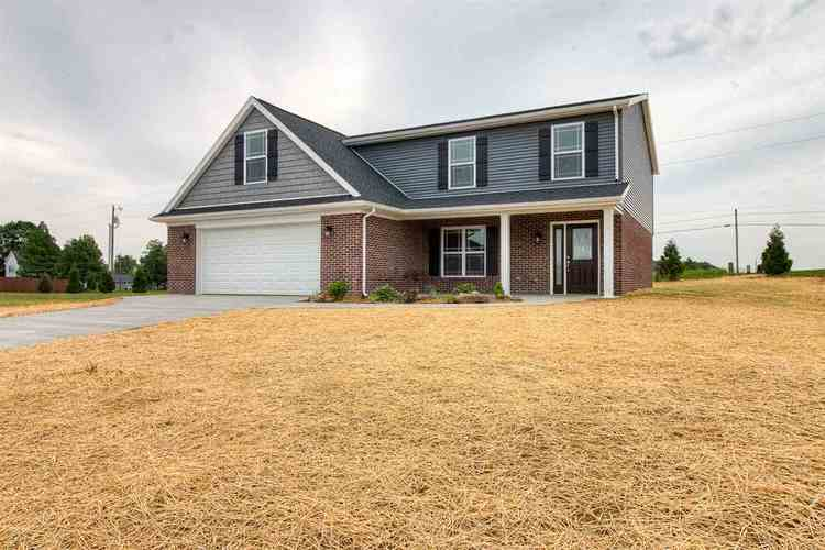 1331 W Chukar Hollow Drive Haubstadt, IN 47639 | MLS 201825646