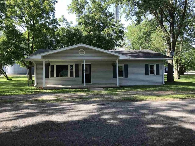 105 E Taylor Street Sims, IN 46986   MLS 201827137