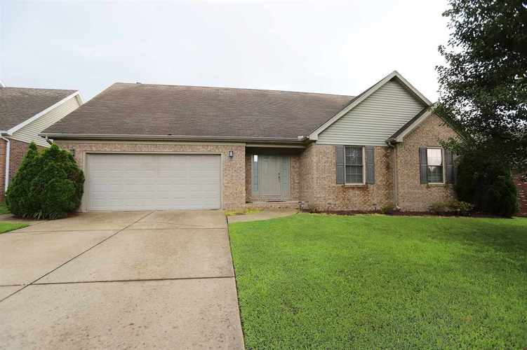 3514  Canyon Drive Evansville, IN 47711 | MLS 201828060