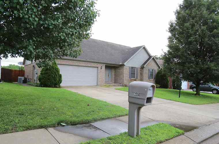 3514 Canyon Drive Evansville, IN 47711   MLS 201828060   photo 2