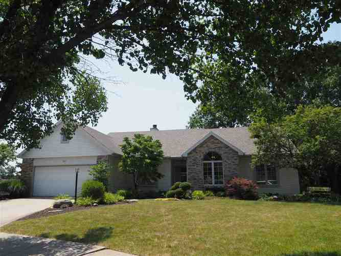 7827  Watersedge  Fort Wayne, IN 46804-7847 | MLS 201830702