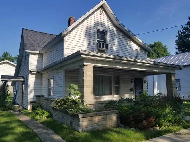 317 N MILL Street Fairmount, IN 46928-1636 | MLS 201830721