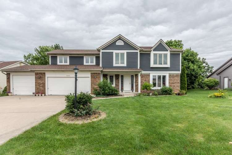 9433  Sail Wind Drive Fort Wayne, IN 46804-5957 | MLS 201830982