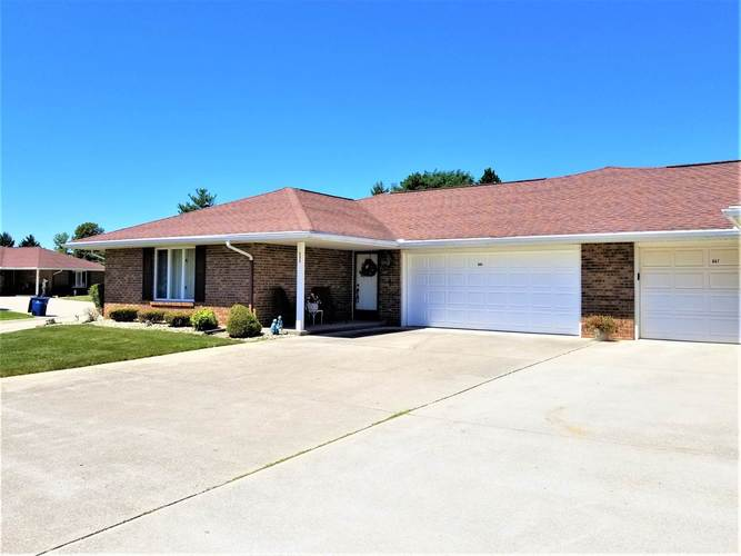865 E Bell Drive Marion, IN 46953-5344 | MLS 201831609