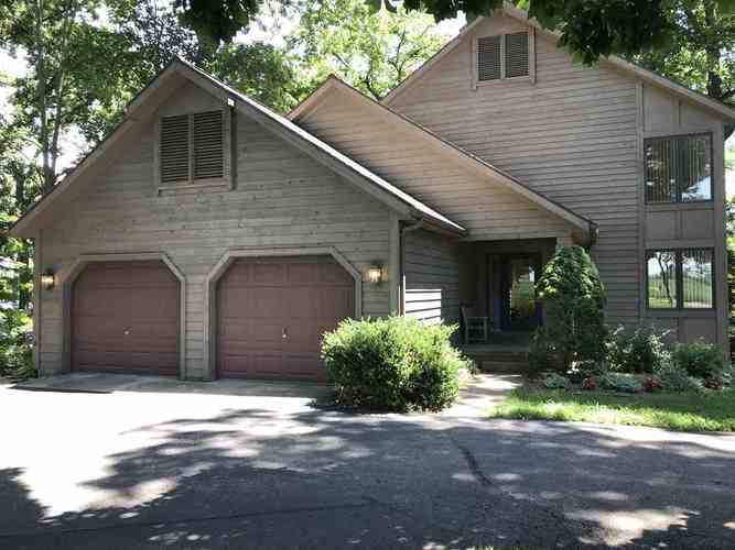 7569 N Twin Pine Drive Monticello, IN 47960 | MLS 201831644
