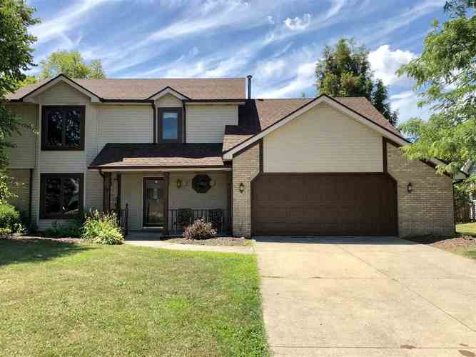 10603  Yorktowne Place Fort Wayne, IN 46804 | MLS 201832098