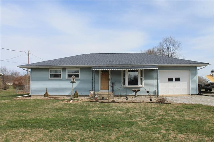 504 E Forest Home Street Roachdale, IN 46172 | MLS 201832823