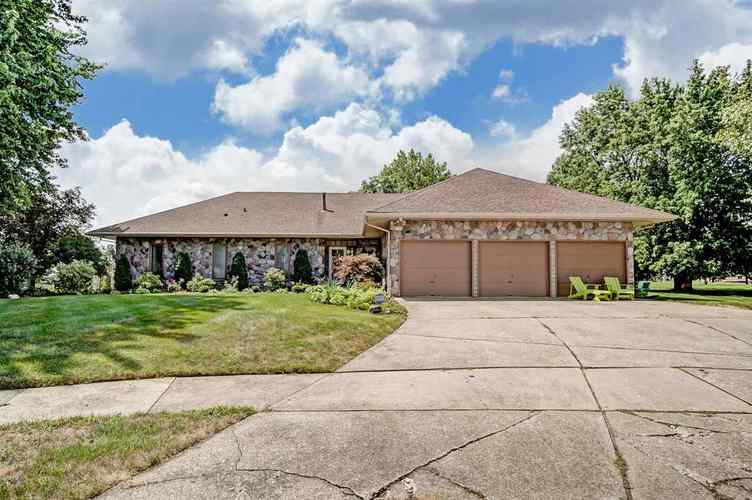 11127  Ransom Court Fort Wayne, IN 46845 | MLS 201833711