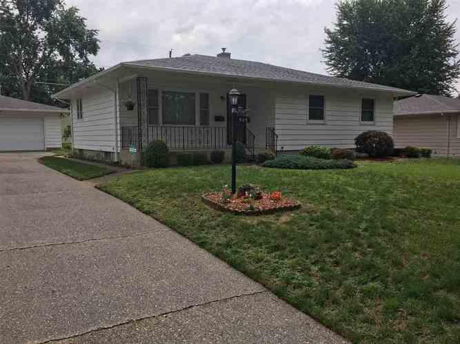 920  Curdes Avenue Fort Wayne, IN 46805 | MLS 201834010