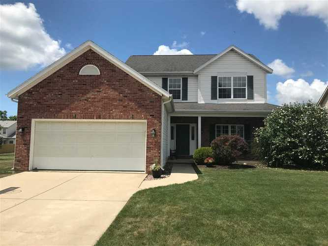 2228  Longspur Drive West Lafayette, IN 47906 | MLS 201835367