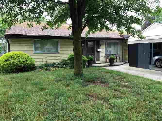 2309  Pinehurst Lane Kokomo, IN 46902 | MLS 201835746