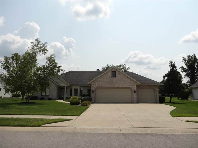 12  Golf Course Drive Wabash, IN 46992 | MLS 201836245