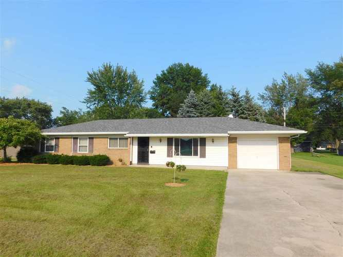 1209  Stogdill Road Bluffton, IN 46714 | MLS 201836374