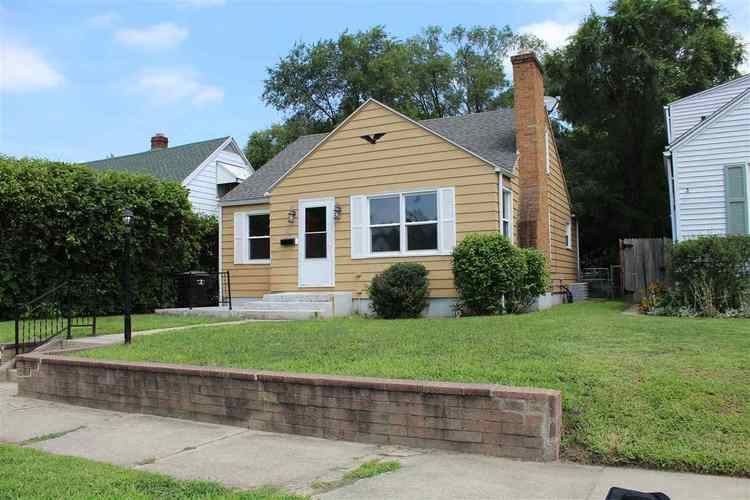 2162 Parkview Street South Bend, IN 46616  | MLS 201836445