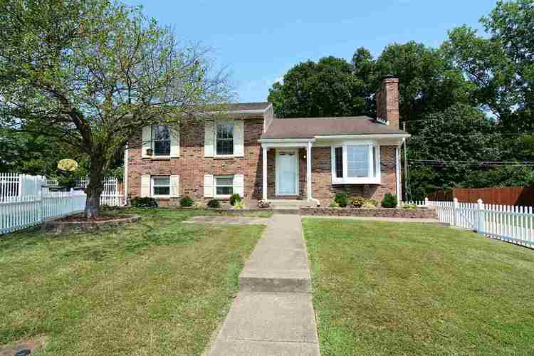3317  Autumnwood Way Evansville, IN 47715 | MLS 201836487