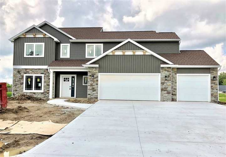 1684  Breckenridge Pass Fort Wayne, IN 46845 | MLS 201836763