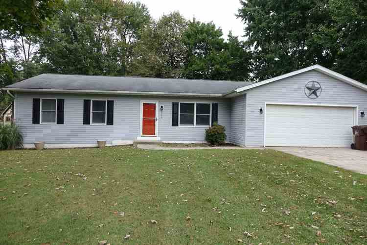 1506  Mary Knoll Lane North Manchester, IN 46962 | MLS 201837319