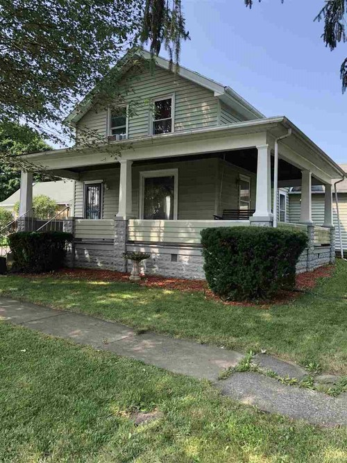 435 S Washington Street Waterloo, IN 46793 | MLS 201837466