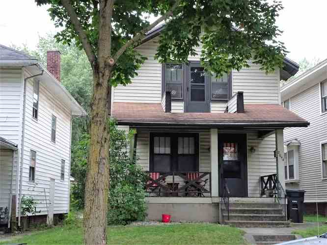 2044  Thompson Ave  Fort Wayne, IN 46802 | MLS 201837577
