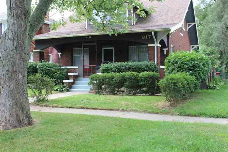 817 S 31st South Bend, IN 46615-2307  | MLS 201838460
