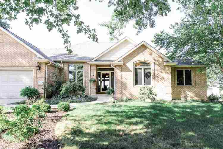 312  Oak Forest Drive Bluffton, IN 46714-8825 | MLS 201838970