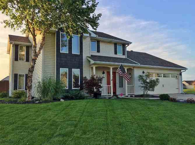 504  Carlisle Drive Huntington, IN 46750 | MLS 201839227