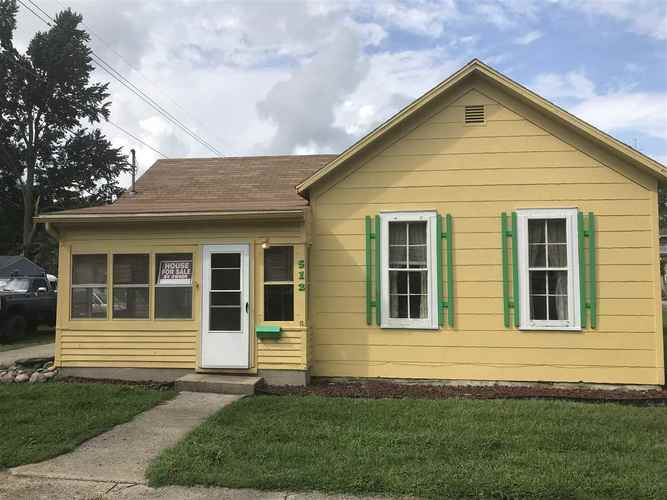 512 W Pike Street Warsaw, IN 46580 | MLS 201839387