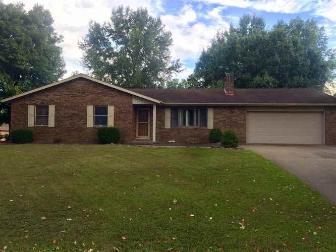 1421  Maple Leaf Drive Jasper, IN 47546 | MLS 201839794