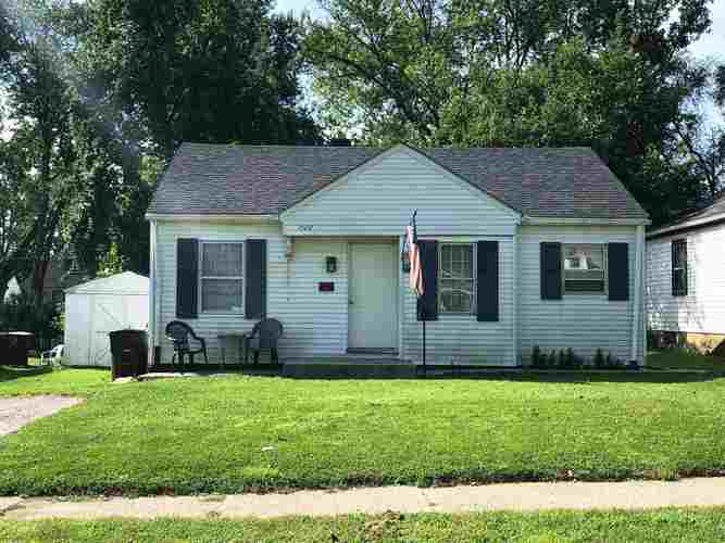 3502  Raymond Street Fort Wayne, IN 46803 | MLS 201840383