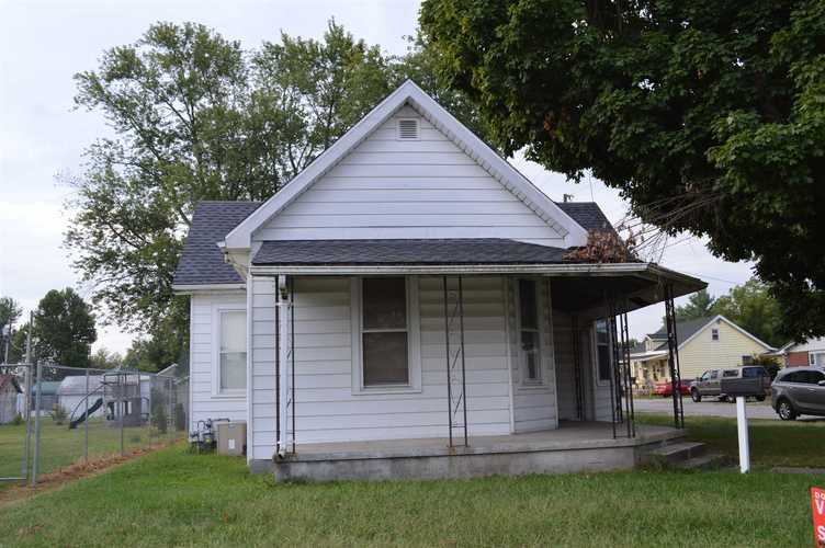 520 S 13th St.  Vincennes, IN 47591 | MLS 201840816