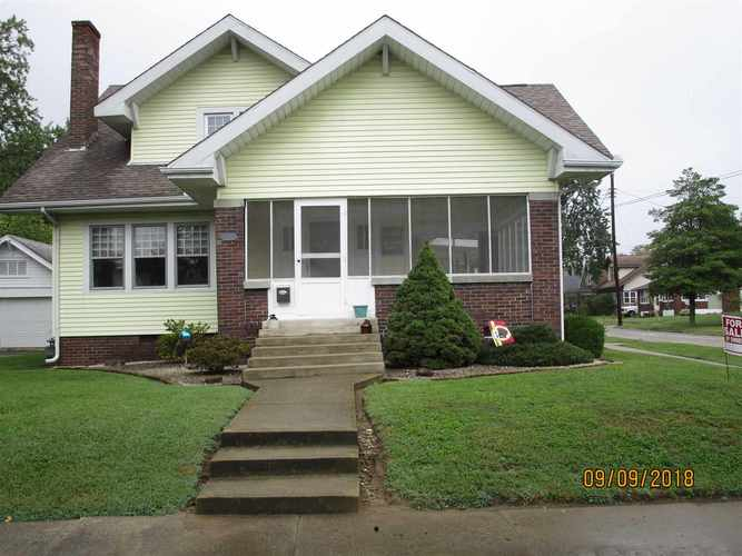 504 W Washington Street Sullivan, IN 47882 | MLS 201841522
