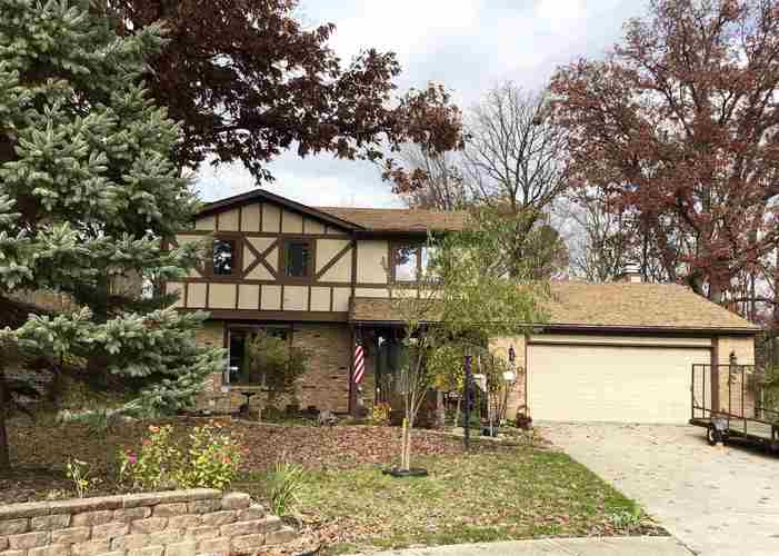 8420  Creekside Place Fort Wayne, IN 46804 | MLS 201841905