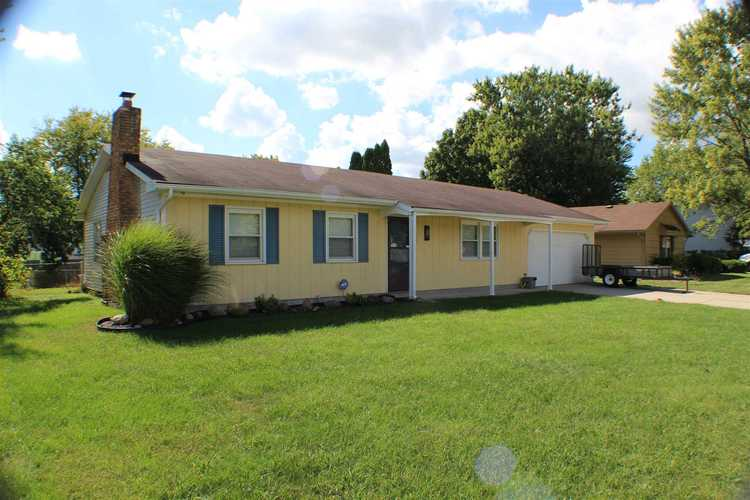 4817  Belvidere Drive Fort Wayne, IN 46835 | MLS 201841940