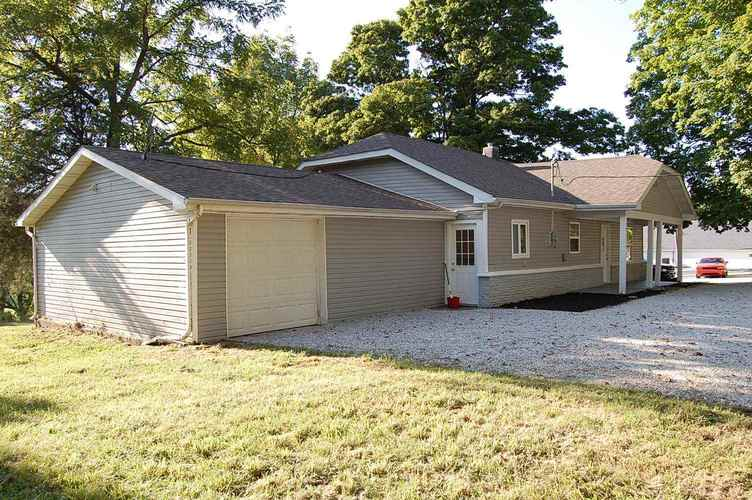 5972 S State Road 243 Road Cloverdale, IN 46120-8668 | MLS 201842115