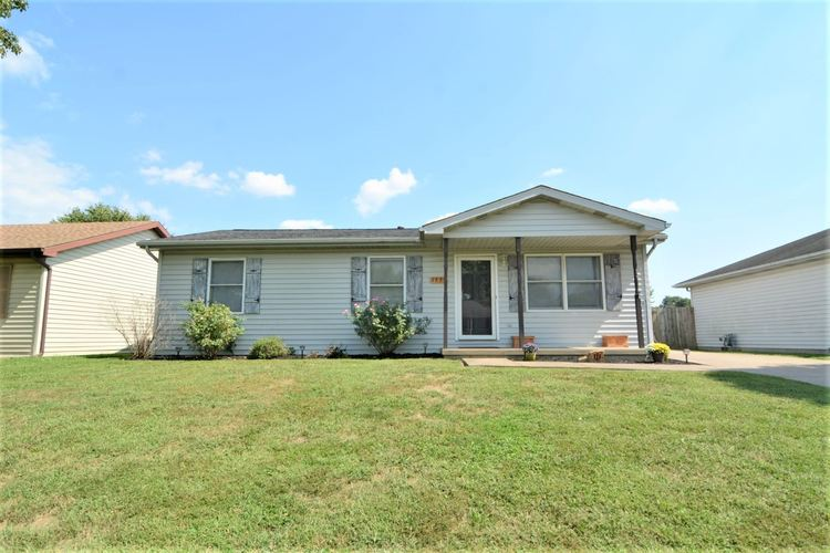 2831  Shady Hollow Trail Evansville, IN 47715 | MLS 201842379