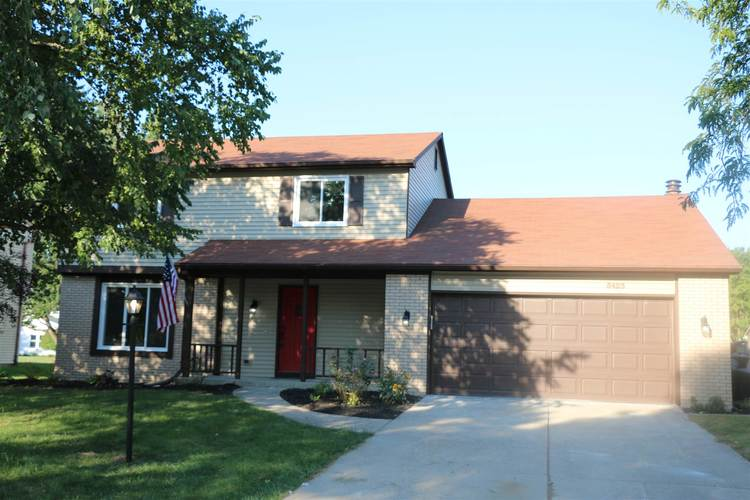 5423  Albany Court Fort Wayne, IN 46835 | MLS 201842940