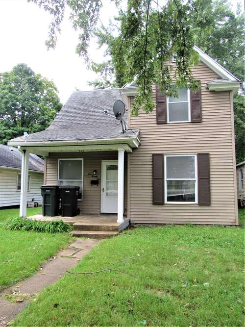 521 S 25th Street South Bend, IN 46615 | MLS 201843402