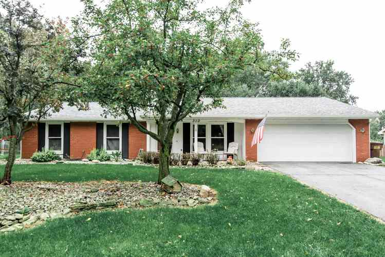 310  Willowbrook Trail Bluffton, IN 46714-1019 | MLS 201843532